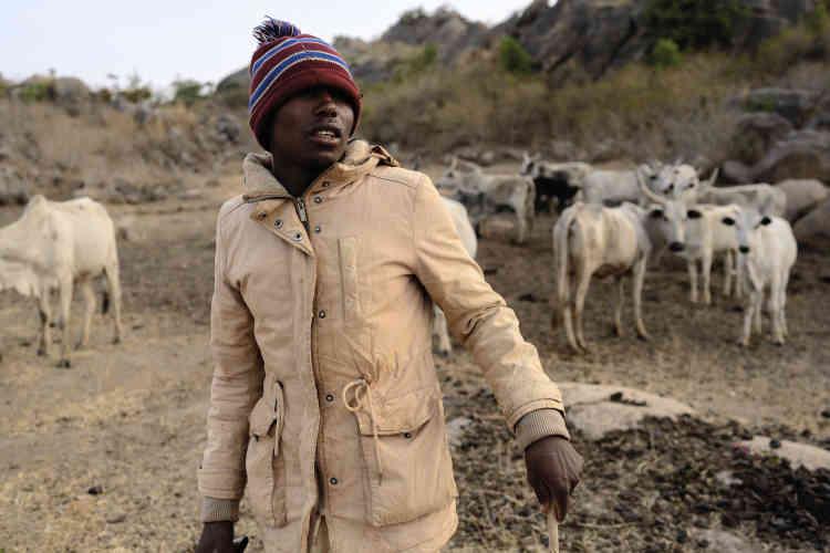 Les Peuls sont ici appelés Fulani. Accusés de massacrer des familles entières, ils ont quitté les terres irigwe à majorité chrétienne où les communautés vivaient autrefois côte à côte.