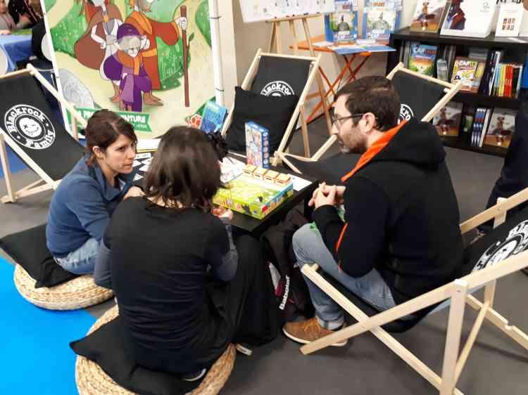 Le jeu polonais d'enquête«Détectives»l'a emporté dans la catégorie Jeu expert, et le jeu de mémoire collaboratif« Mr Wolf» dans la catégorie enfants.