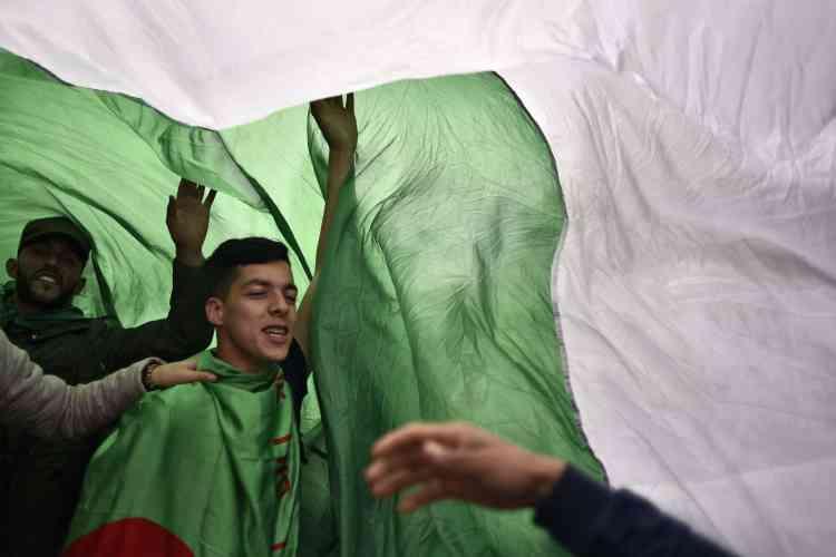 L'Algérie est secouée depuis le 22 février par une contestation populaire massive, née de la candidature d'Abdelaziz Bouteflika.