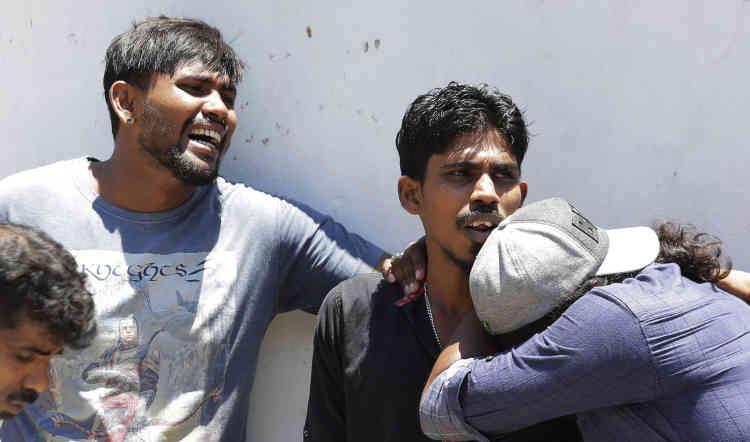 Le Sri Lanka connaissait un calme relatif depuis la sanglante guerre civile avec les séparatistes tamouls. Mais les tensions interreligieuses sont toujours fortes sur l'île.