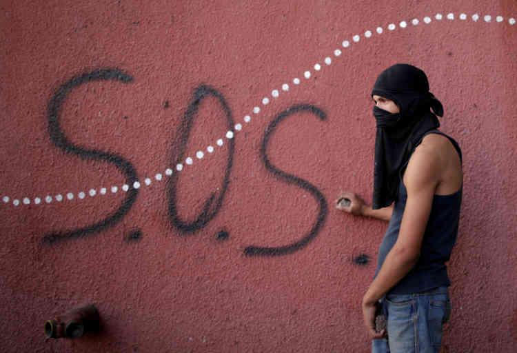 Quelque 2,7 millions de Vénézuéliens ont fui le pays depuis 2015, face aux pénuries de biens de première nécessité et de médicaments, selon les chiffres de l'ONU.