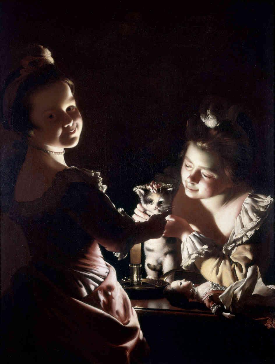 Exposition: la Fondation de l'Hermitage entre ombres et lumières