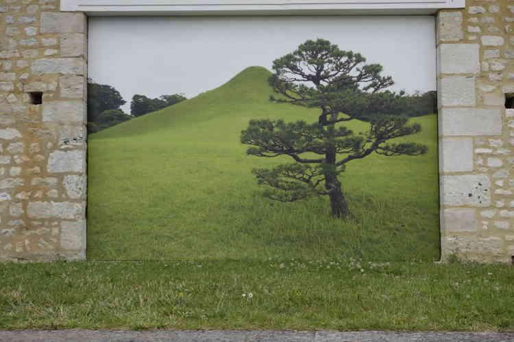 Un paysage à la «mélancolique beauté».