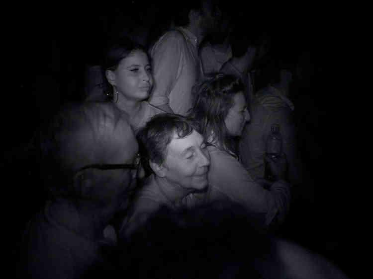 «On dansait aux côtés d'inconnus, des très jeunes et des plus âgés, le dancefloor était égalitaire, ouvert à tous.»
