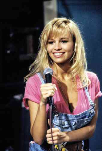 The grand parade of Pamela Anderson