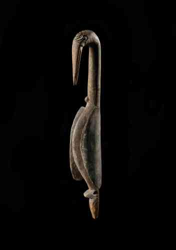 Galerie Meyer (art océanique), 17, rue des Beaux-Arts, Paris 6e (www.meyeroceanic.art/ Tél.:01-43-54-85-74).