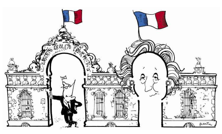 1995-2007 : accompagné de sa femme, Bernadette, Jacques Chirac aura été président de la République durant douze ans.