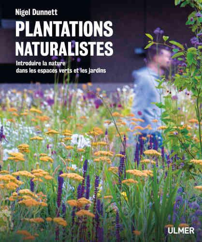Dans sa préface, l'influent paysagiste néerlandais Piet Oudolf rend hommage au Britannique Nigel Dunnett. Celui-ci, formé à la botanique et à l'écologie, a été très tôt sensible à la beauté des espaces naturels. Par la suite, il s'est inspiré– en opposition à la volonté de contrôle de la nature dans les jardins– des espaces délaissés que celle-ci colonise avec exubérance (qu'il appelle« les communautés végétales spontanées») ou des éruptions de couleur des «planchers» végétaux de l'Illinois comme de la steppe ukrainienne.L'apparence de naturel de ses créations doit ainsi beaucoup aux variétés florales qu'il « sème» et à leurs incroyables subtilités chromatiques.