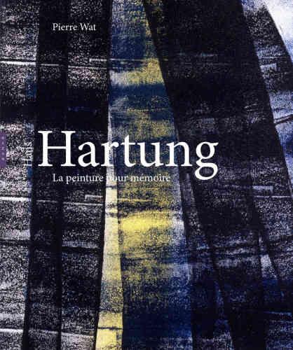 Le signe, la trace, l'empreinte, la ligne, le geste: Hans Hartung (1904-1989) a devancé l'abstraction, l'un des mouvements les plus marquants de son siècle, et a su s'imposer de son vivant comme précurseur sur la scène artistique. Cette monographie signée Pierre Wat, professeur d'histoire de l'art à l'université Panthéon-Sorbonne, a été conçue et réalisée comme une conversation au long cours avec le peintre: sur le ton de l'intimité qui, de mots en confidences, «fait surgir des œuvres la mémoire d'un homme et le sens profond de sa création».A l'occasion de sa réouverture après un an de travaux de rénovation, le Musée d'art moderne de Paris (MNAM) consacre également une exposition d'envergure à ce peintre d'avant-garde, intitulée «Hans Hartung, la fabrique du geste», jusqu'au 1er mars 2020.