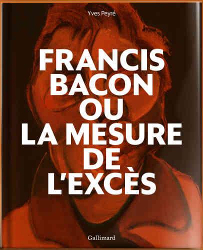 « Francis Bacon est résolument à part dans l'histoire artistique de son temps, il ne ressemble à personne, à très peu comme individu, à nul autre comme artiste. Il est unique et incarne superbement la différence», écrit dès les premières lignes Yves Peyré, l'auteur. Cet ouvrage est édité à l'occasion de l'exposition d'envergure consacrée à Francis Bacon (1909-1992) au Centre Pompidou, à Paris, qui a lieu jusqu'au 20 janvier 2020. Articulée autour de sept textes, fondés sur des faits précis et des rencontres, la lecture peut se faire dans le désordre au gré des œuvres que l'on découvre–un ensemble inédit qui s'appuie également sur la proximité de l'auteur avec Francis Bacon lui-même.