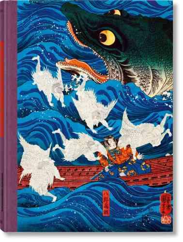 Comment mieux comprendre les mœurs et coutumes de la société japonaise? Et quel angle choisir pour s'initier à une culture et une histoire qui oscillent entre tradition et modernité? Cet ouvrage de grand format témoigne de la richesse et de la diversité des estampes (dont 200 ont été triées sur le volet et replacées dans le contexte de leur époque) réalisées entre 1680 et 1938. Des premières«images du monde flottant» à celles des grands maîtres Hokusaï, Utamaro et Hiroshige du début du XIXe siècle, ce sont près de 90 artistes qui sont rassemblés en un seul volume. Dix-sept pages dépliantes et des reproductions exclusives réalisées dans des musées ou collections privées permettent également aux lecteurs de s'immerger dans un art raffiné et souvent complexe, où chaque détail est ici mis en valeur. Un incontournable.
