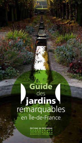 Figurent dans ce guide les jardins d'Ile-de-France qui ont obtenu le label« Jardin remarquable» attribué par le ministère de la culture. Les critères retenus sont aussi bien l'intégration dans le site que leur intérêt historique ou botanique. Paris en compte cinq (le Palais-Royal, les Tuileries, l'école Du Breuil, le Parc floral et Bagatelle). La Seine-Saint-Denis et le Val-de-Marne seulement un chacun (les murs à pêche de Montreuil et la roseraie de L'Haÿ-les-Roses). Les grands domaines historiques comme Versailles, Fontainebleau ou Vaux-le-Vicomte figurent en bonne place, au milieu d'une trentaine de jardins publics ou privés exceptionnels à découvrir.