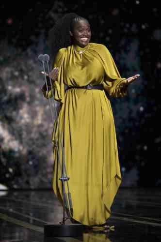 L'actrice Aïssa Maïga a pris la parole pour dénoncer le manque de représentation des diversités dans le cinéma français.