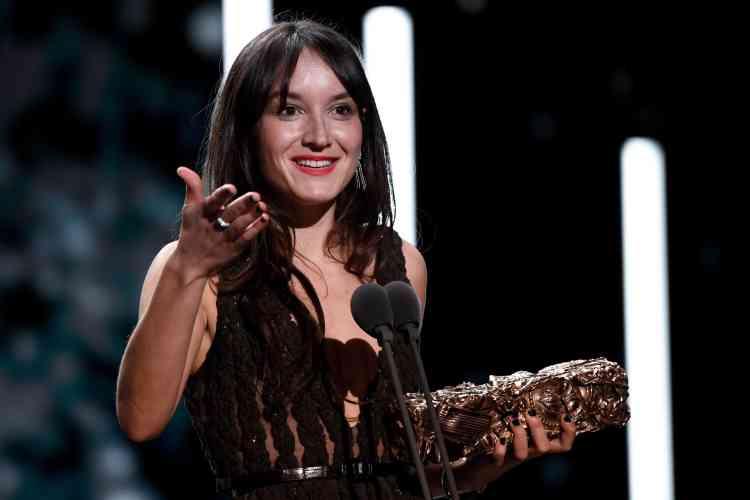 Le très attendu César de la meilleure actrice a été remis à Anaïs Demoustier pour son rôle dans «Alice et le Maire», de Nicolas Pariser.