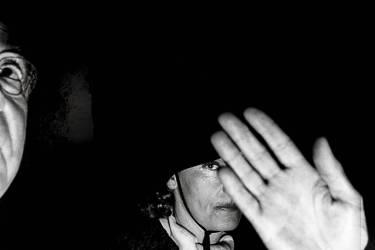En 1952, Greta Garbo est saisie clandestinement au Club  Saint-Germain, à Paris, par George Dudognon  (ci-dessus). Photo: Georges Dudognon