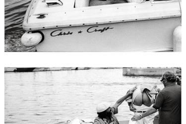 En juillet 1976, Jack Nicholson, en vacances à  Saint-Tropez, montre ses fesses à Xavier Martin (ci-contre).A l'heure des  smartphones,  M. Tout-le-Monde  peut s'improviser paparazzi. C'est ainsi que Britney Spears  est photographiée sans culotte par un anonyme, en 2008  (ci-dessus). Photo: Xavier Martin